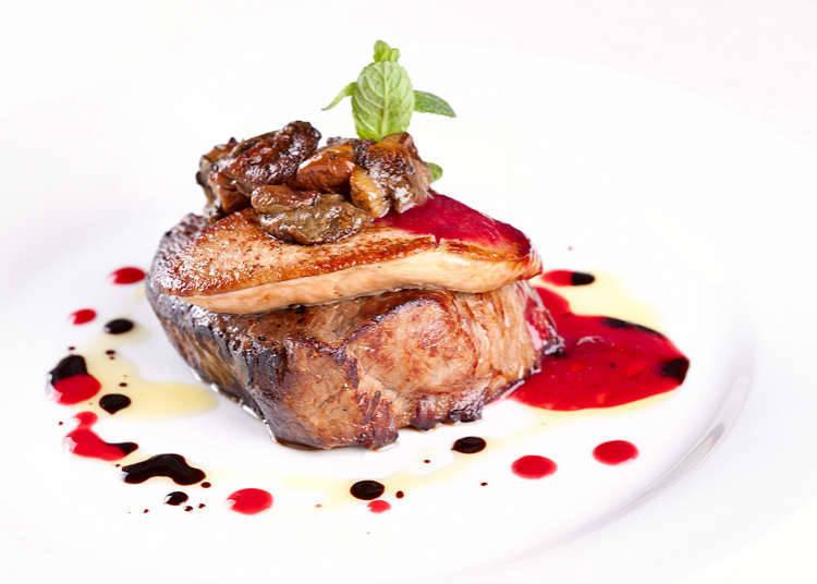 Saute Foie Gras