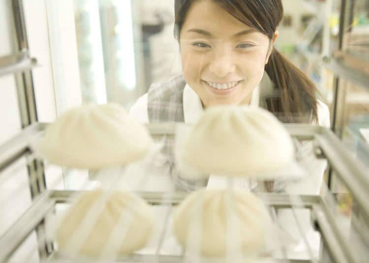 일본에서 니쿠만을 먹을 수 있는 곳