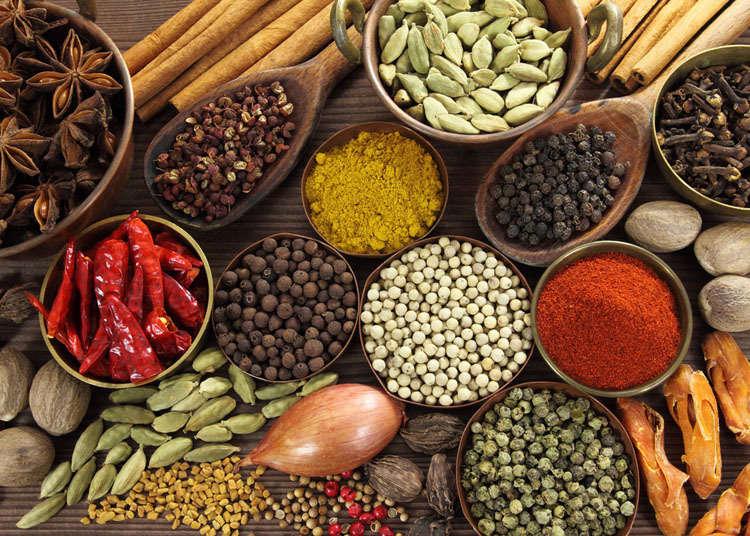 Sejarah makanan India di Jepun
