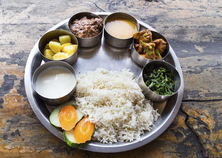 日本のネパール料理の歴史