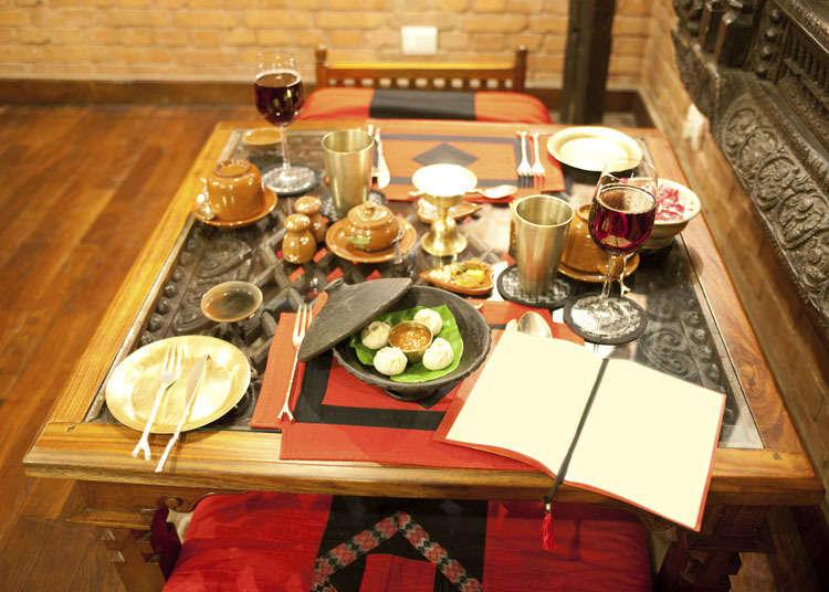 如在日本品尝尼泊尔料理的话