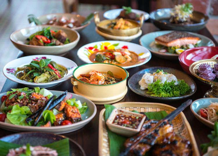 如果要在日本吃泰国料理