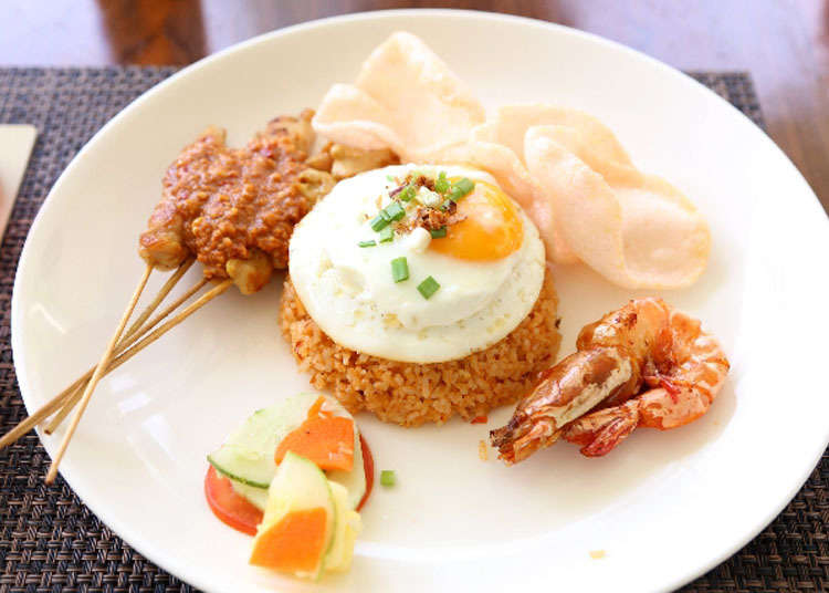The history of Indonesian cuisine