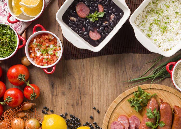 Masakan Brazil dan Amerika Latin