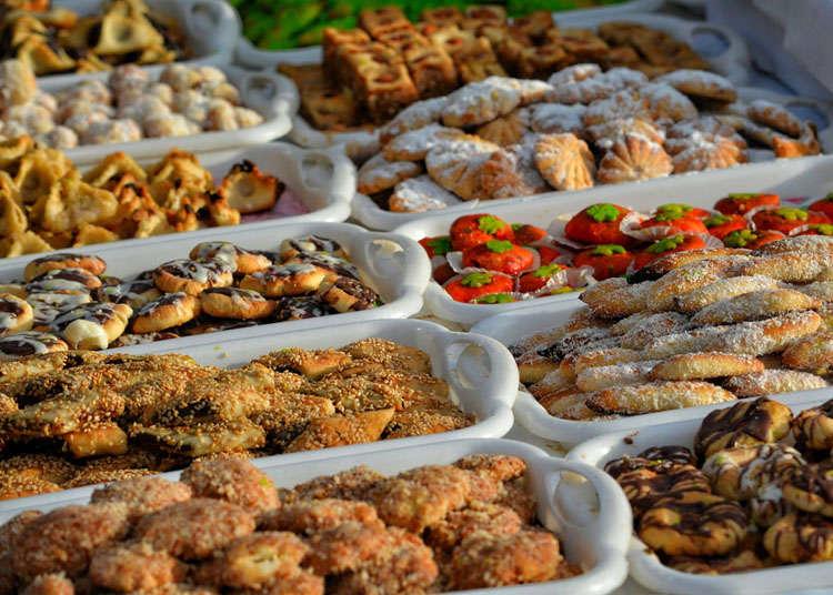 Masakan Maroko - Afrika