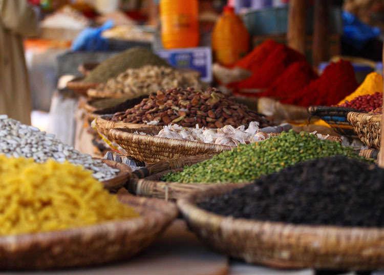 日本的摩洛哥・非洲料理的歷史