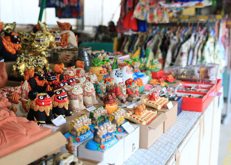 The difference between souvenir shops and antenna shops in Japan