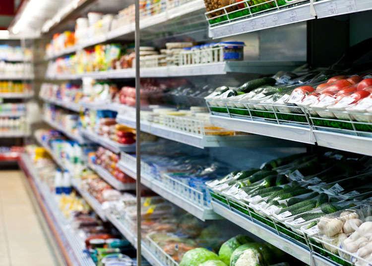 日本超市的特点