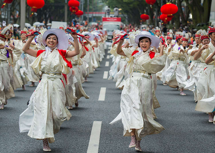 Dance Away the Heat with Tokyo's Festivals in August!