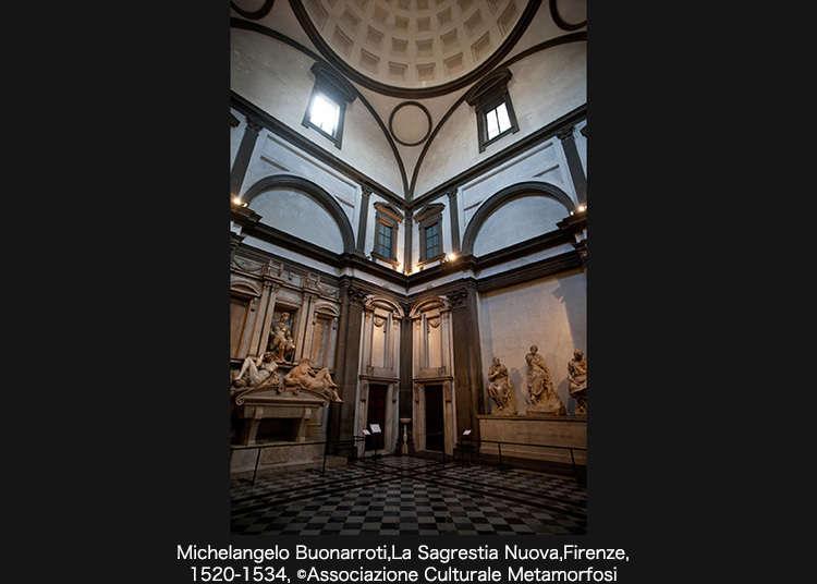 「米開朗基羅展 文藝復興建築的至寶」