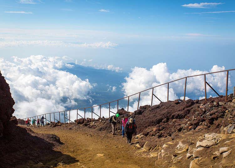 Pengetahuan Dasar Mengenai Gunung Fuji
