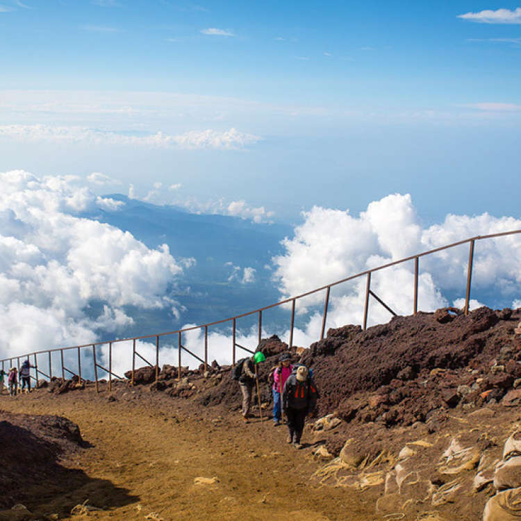 후지 산의 기초 지식