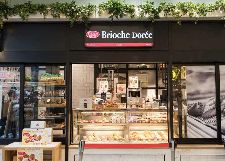 在法國為大家所熟知的烘培麵包咖啡店