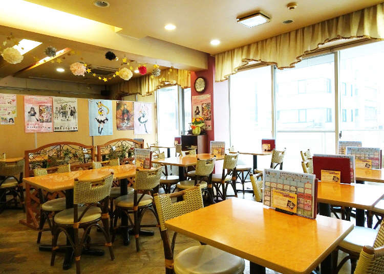 女仆咖啡厅走向全世界