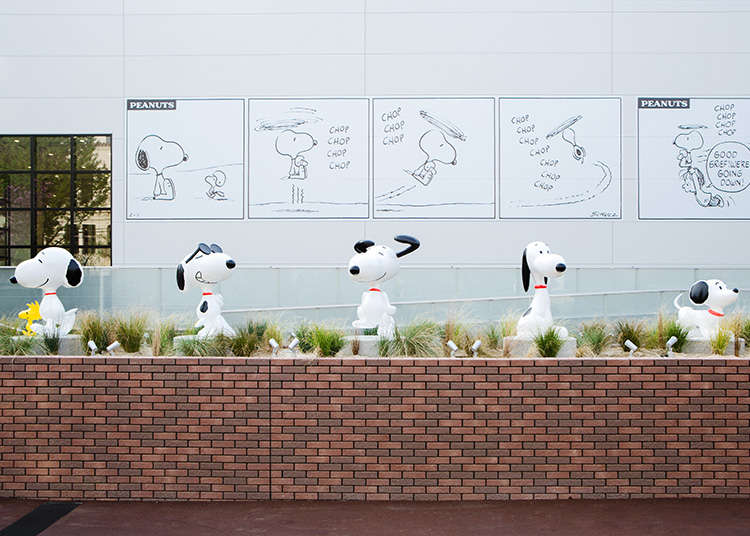 Snoopy Museum Comes to Roppongi