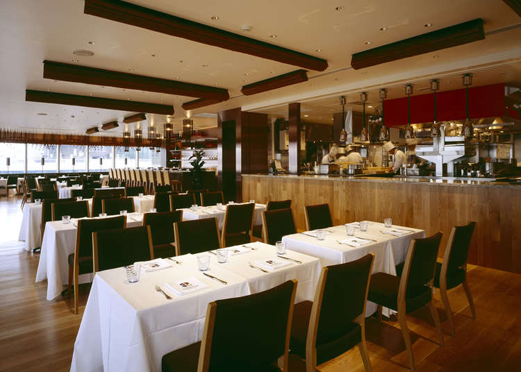 French or Italian? Select from Ginza's Best Restaurants