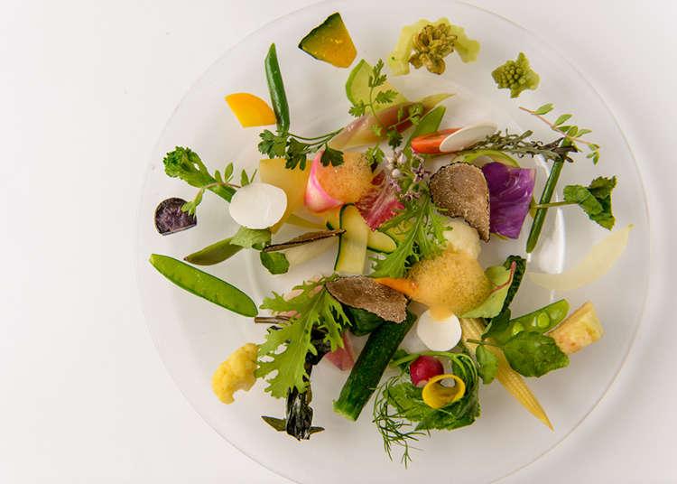 星級餐廳!在法國習得的正統派法國料理