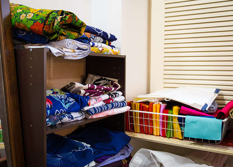 Birei: A Traditional, Yet International Kimono Rental Shop