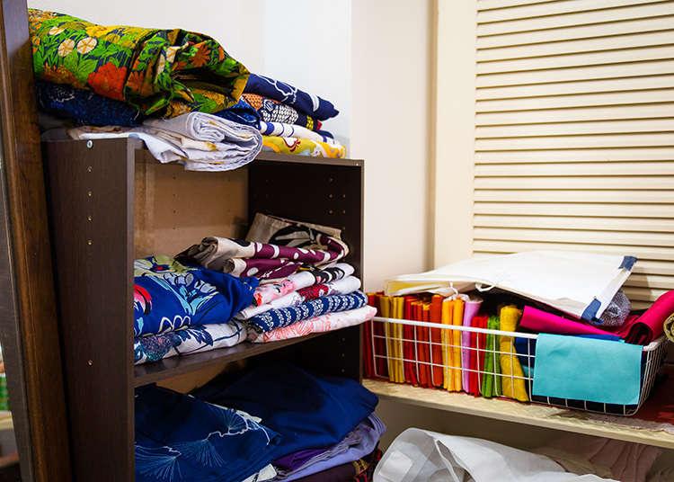 傳統卻國際化的和服出租店
