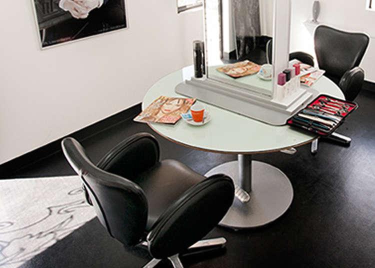 A famous salon beloved by international artists