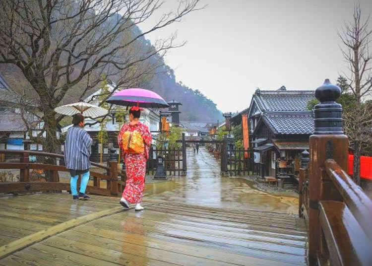 """Experience the Edo Period at """"Edo Wonderland Nikko Edomura!"""""""