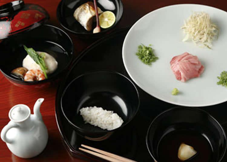 Premium Kaiseki: New Day, New Course