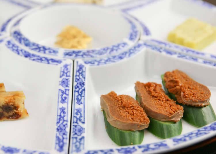 Indulging in Authentic Japanese Cuisine