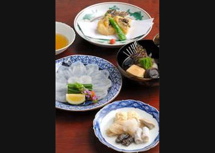 Direct Delivery from Shimonoseki: Fresh Fugu