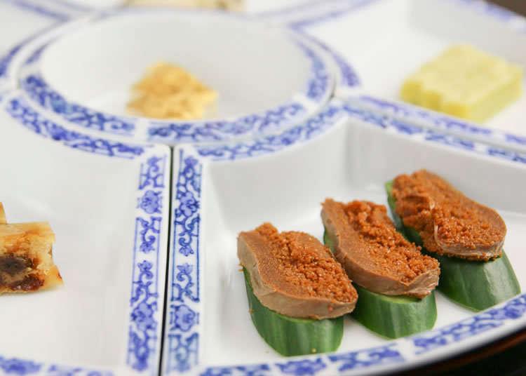 Restoran khusus ikan Torafugu alami