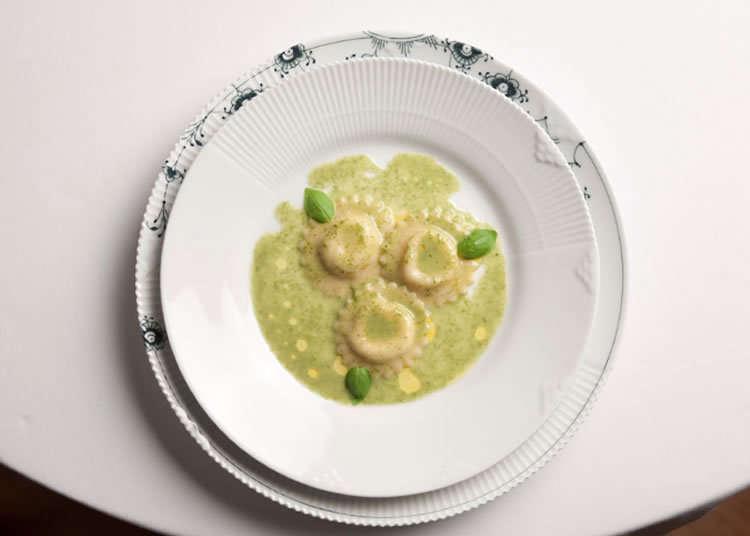 ลิ้มลองคอร์สอาหารอิตาเลี่ยนมื้อกลางวัน