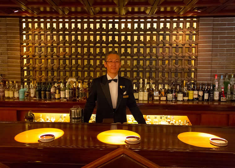 Enjoy Classic Elegance at One of Tokyo's Most Established Lounges