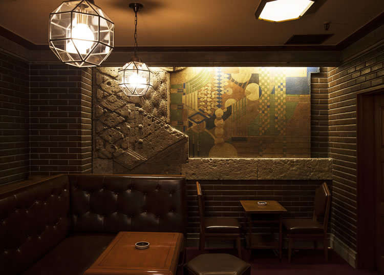 A Bar Steeped in History and Architectural Greatness