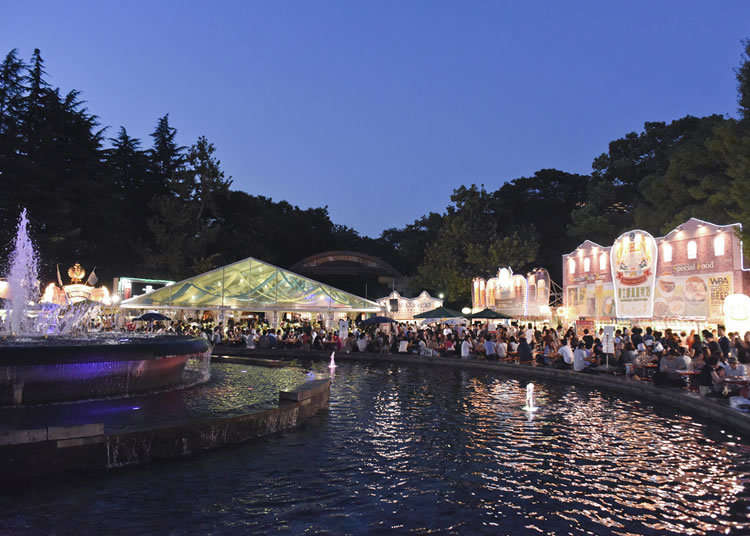 The Hibiya Oktoberfest