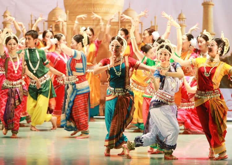 Namaste 印度 2016