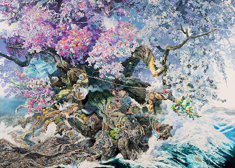 东京9月份的美术展&展览会