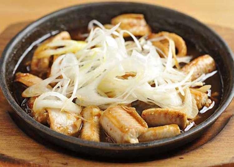 雖然看起來可怕但很美味!在東京可品嚐到珍奇魚與怪異魚的餐廳