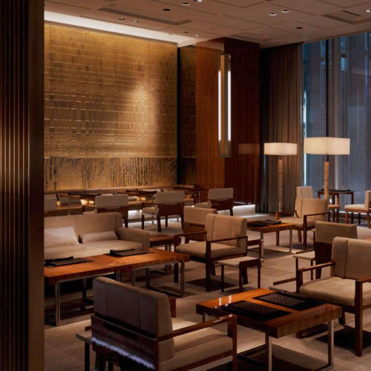 最高級的休憩空間!必去的奢華名牌咖啡廳