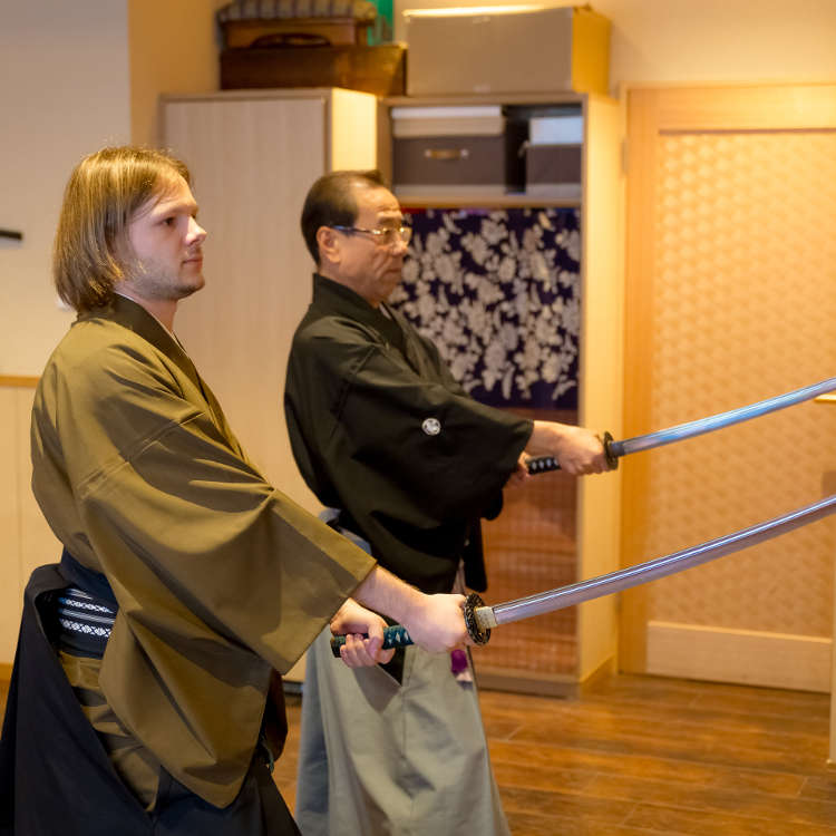 [MOVIE] Experiencing Battō for the First Time