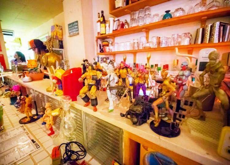 【MOVIE】レトロゲーマーの楽園「8bit cafe」へ行こう!