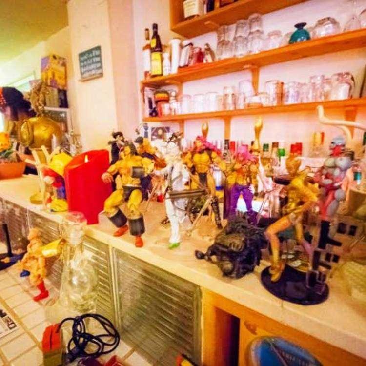 【MOVIE】舊遊戲機迷的樂園「8bit cafe」!