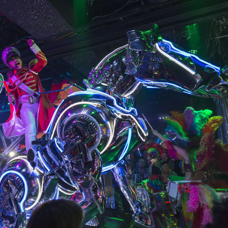 [MOVIE] A Visit to Robot Restaurant!