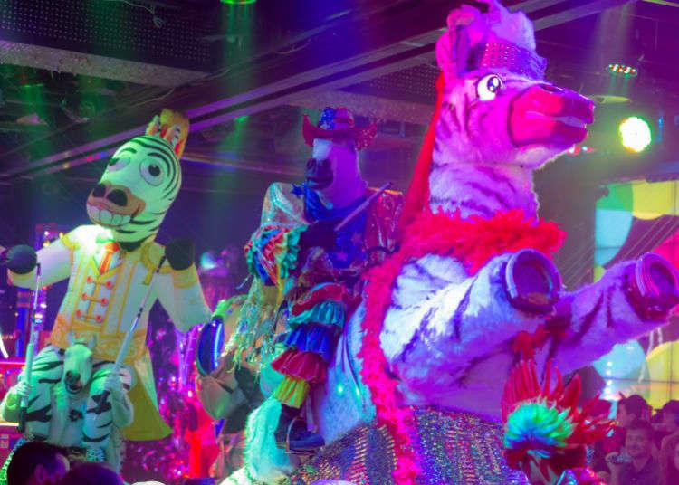 「ELダンス」&「ロボットパレード」