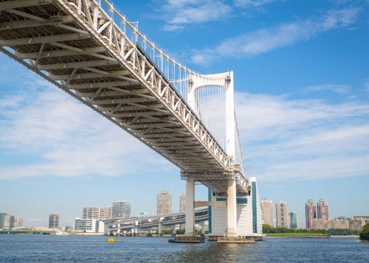 Sightseeing like a Ruler: Riding the Gozabune to Odaiba