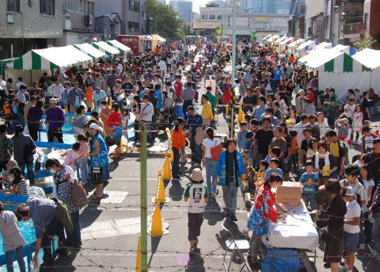 Tokyo's Must-Visit Events in October