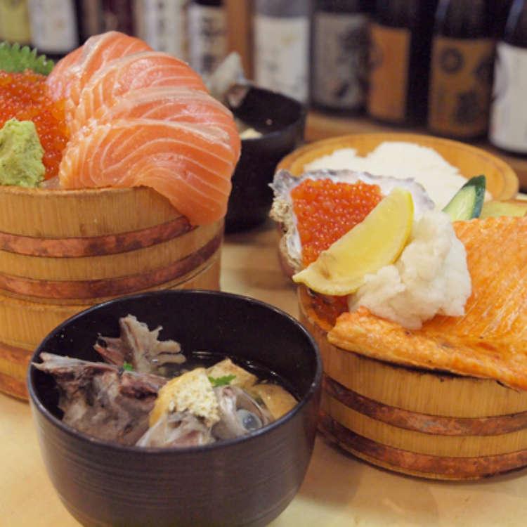 鮮魚店直營!精選3家可以品嚐鱼店師傅嚴選之海鮮丼的店舖