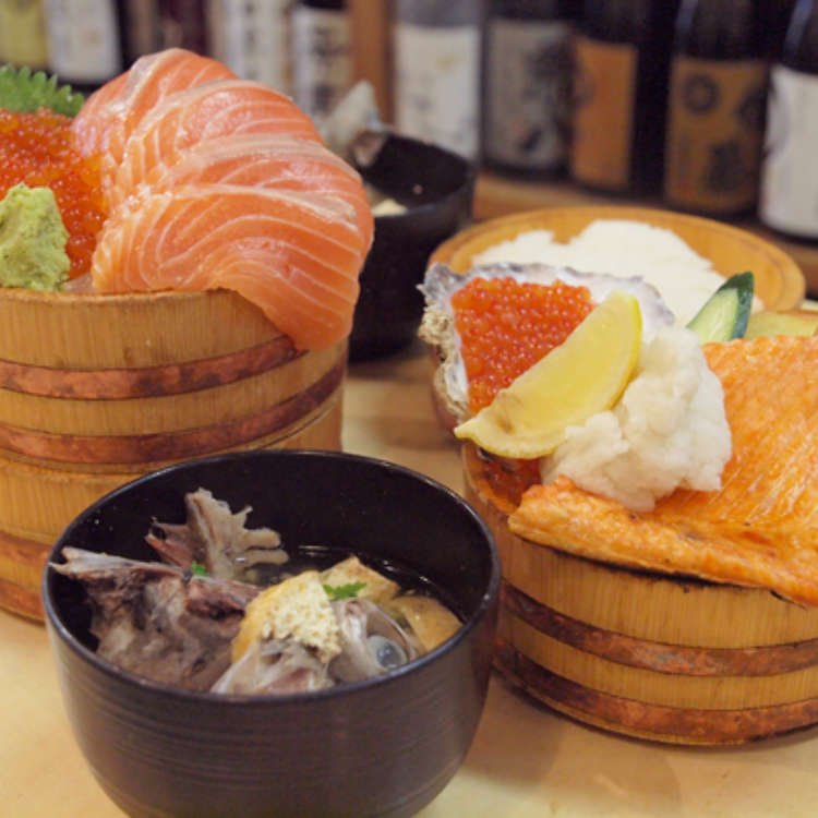 Fresh Fish for Seafood Lovers: The Best Seafood Bowls in all of Tokyo!