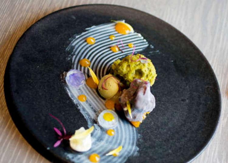 마치 예술작품! 접시에 담은 디저트 '데세르'를 즐길 수 있는 유명한 카페 3선