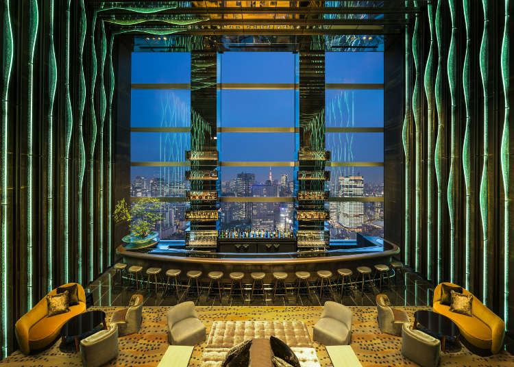 東京新開幕的大飯店