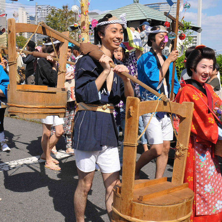 Celebrating the End of Summer with Tokyo's Eight Best September Festivals!