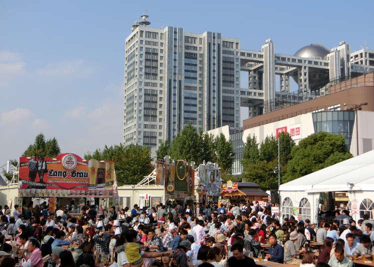 Odaiba Oktoberfest 2016